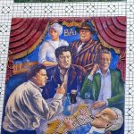 Mural Morsels: George Melly